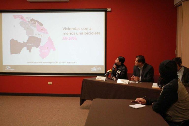 Presenta PEJ Informe de Movilidad y Transporte
