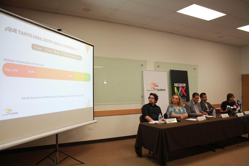 Rueda de Prensa: Informe Ciudadano 2016-2018 5