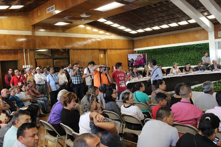 Sesión Extraordinaria de Cabildo No. 30 155