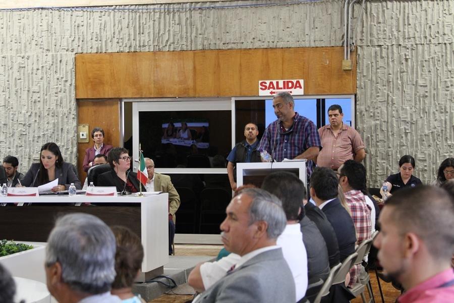Sesión Extraordinaria de Cabildo No. 30 283